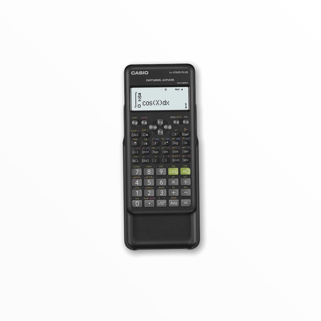 Calcolatrice Casio fx-570 es plus 2nd edition