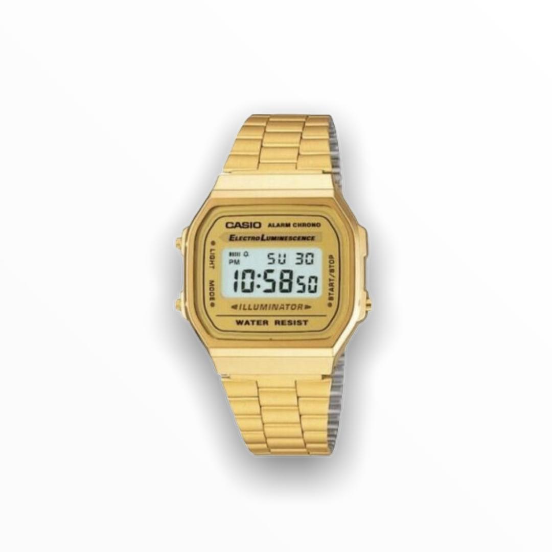 Orologio casio oro A168WG-9wdf
