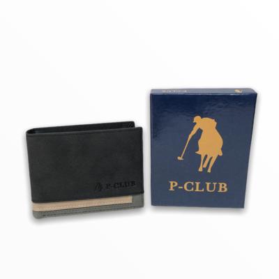 Portafoglio uomo P-Club t.Di moro  p-cwm102/02