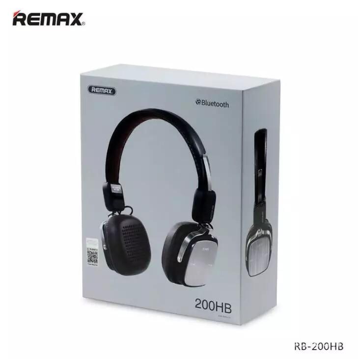 Cuffia Remax Bluetooth 200hb