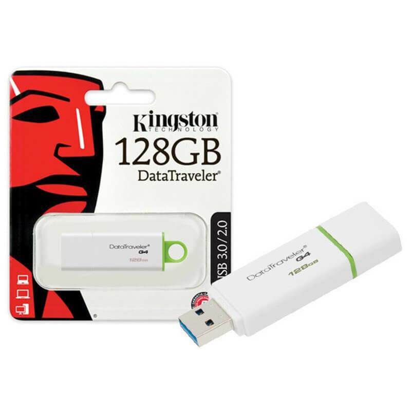 Pennetta Kingston 3.0/3.1/2.0 Data traveler 32 Gb,64Gb,128Gb