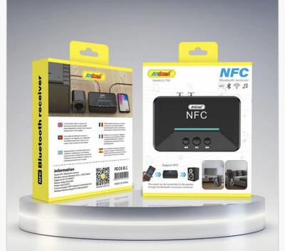 NFC Bluetooth receiver