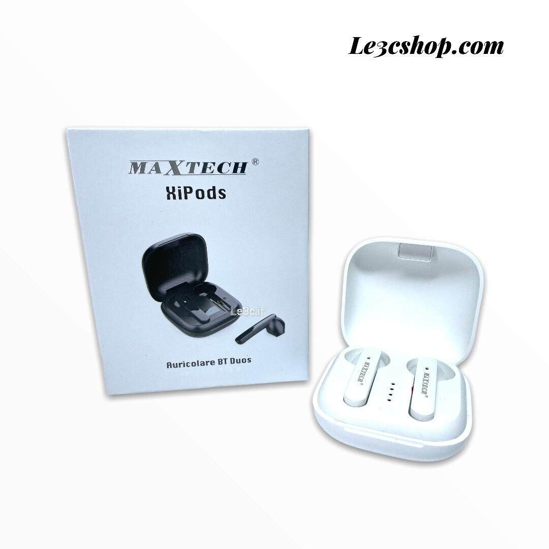 Auricolari Bluetooth duos Mi pods Maxtech 5.0