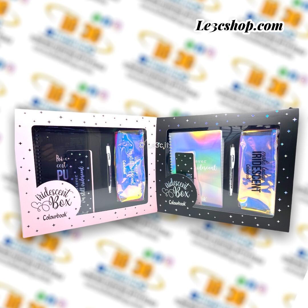 Confezione box Colourbook