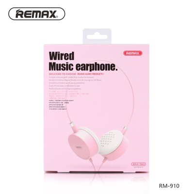 Remax wired cuffia Portatile HIFI