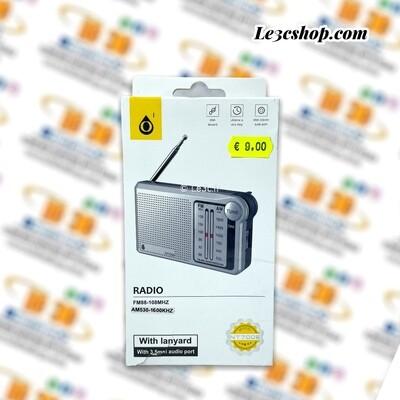 radio portatile unico nt7006