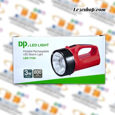 Lampada portatile a Led 3w 800 mAh