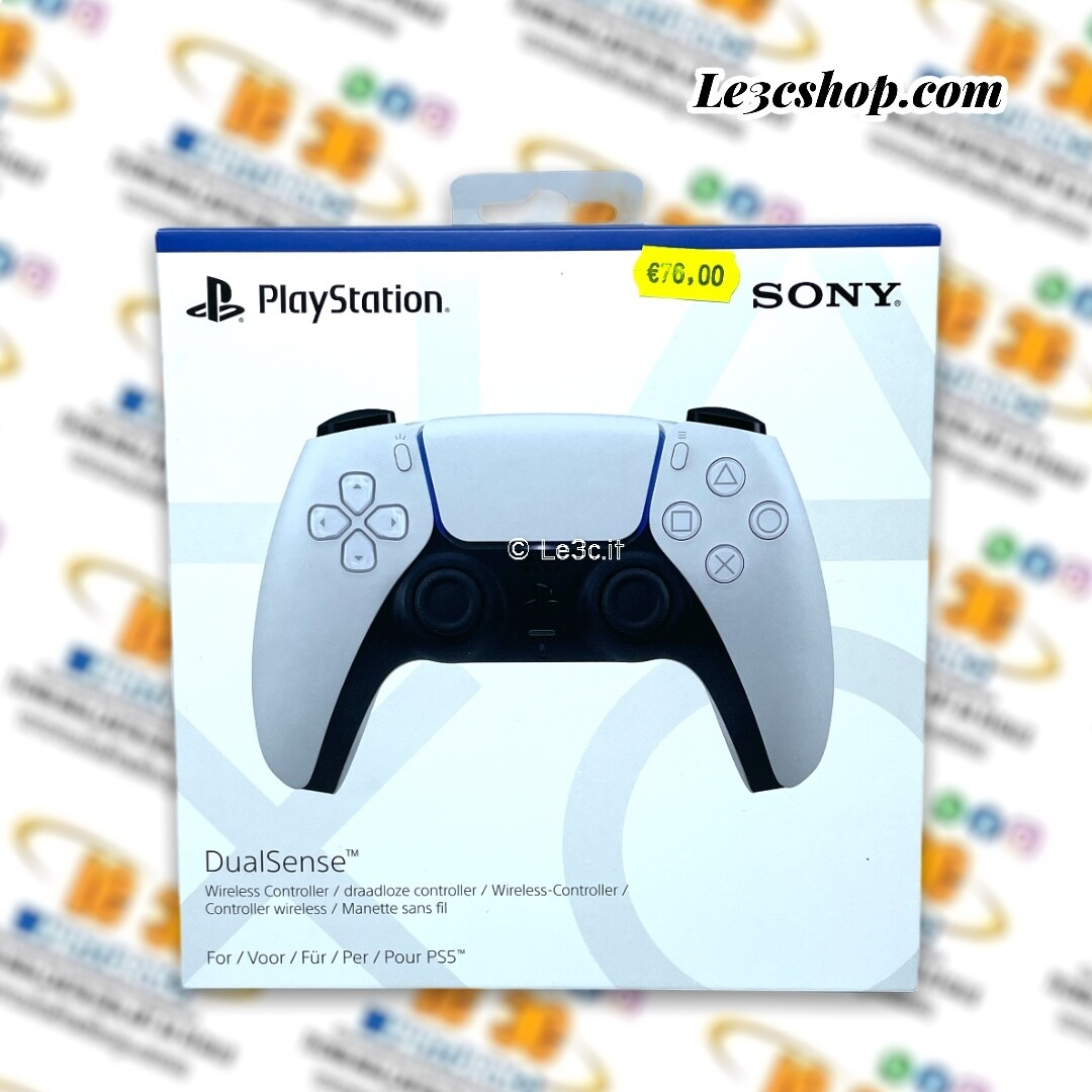 Controller wireless DualSense PS5 Sony