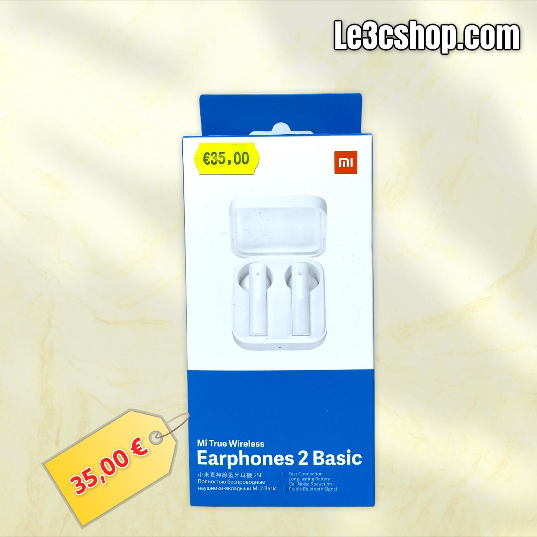 Mi 2 Basic True Wireless Earphones Auricolari