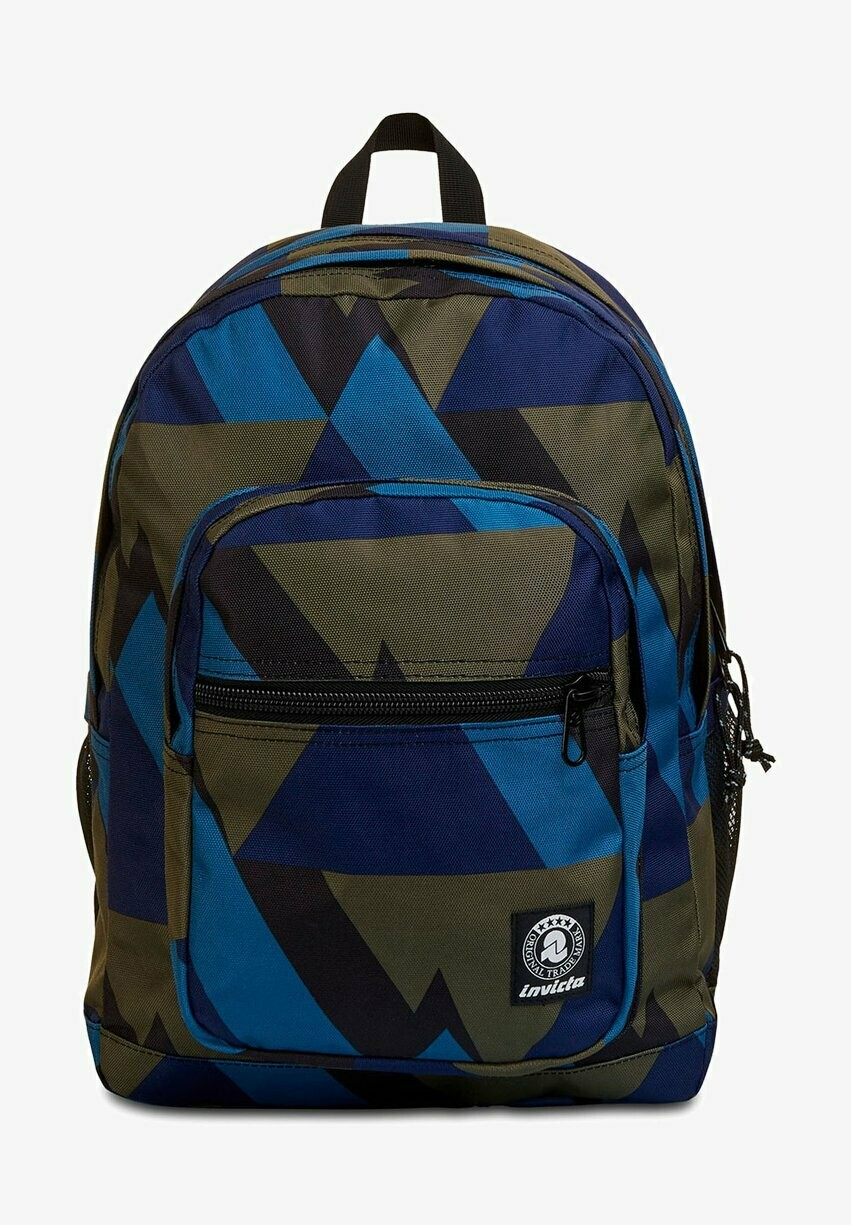 ZAINO JELEK FANTASY New Way Collection blue Multicolor rombi