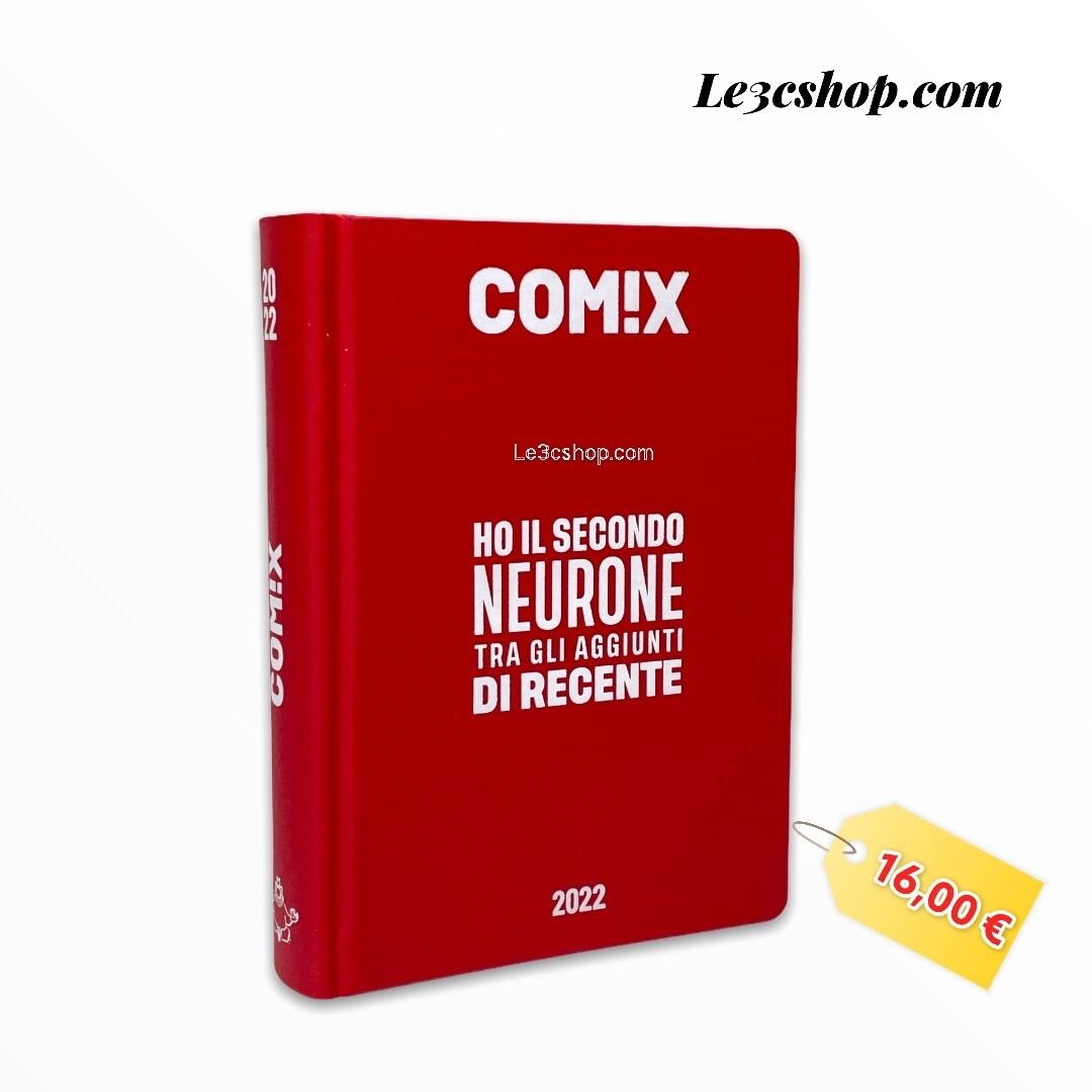 Diario Agenda 16 mesi micro Comix 2020 14x11