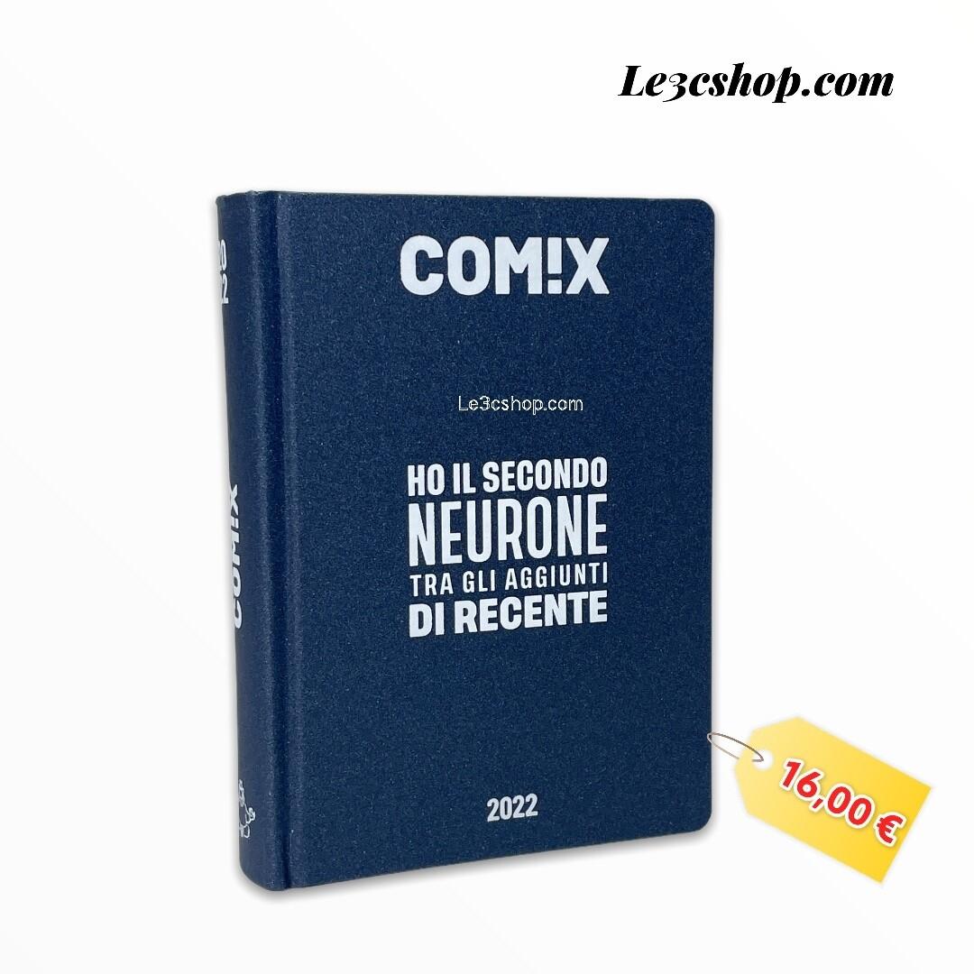 Diario Agenda 16 mesi grande Comix 2020 18,5x14
