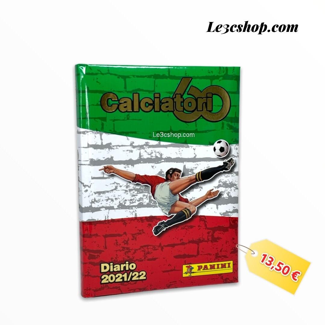 Diario 12 mesi datato Calciatori Panini 18,5x14 2022