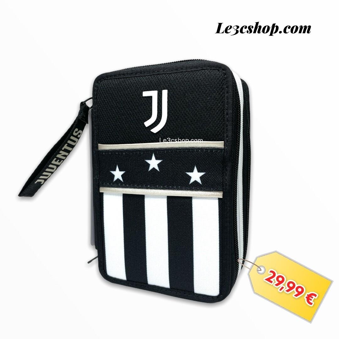 Astuccio 3 zip Juventus 2021/2022 Seven