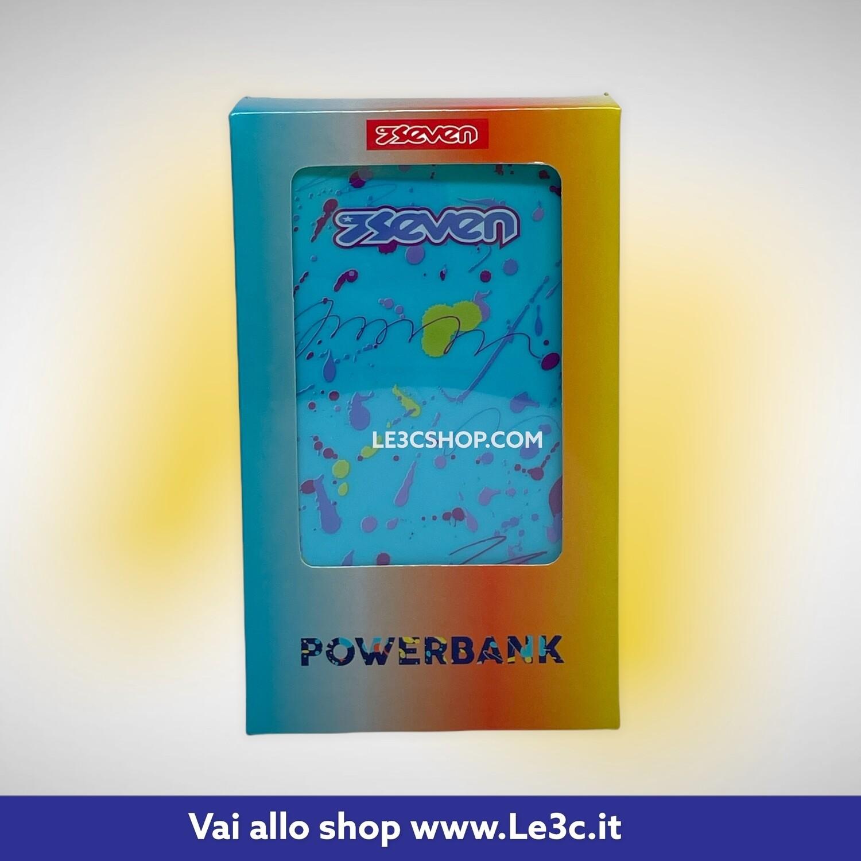 Powerbank seven 4000 mah