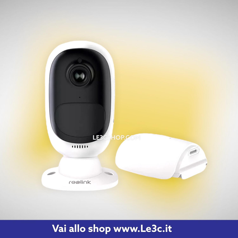 Reolink 1080P Telecamera di Sicurezza WiFi Esterna