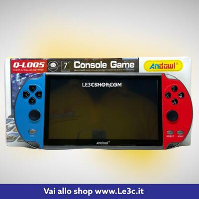 Console andowl 7 pollici game