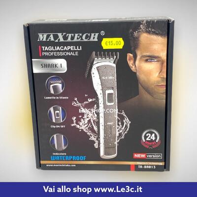 Rasoio Taglia capelli professionale maxtech ta-ba013