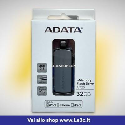 Pendrive per Iphone lightning 32 gb ADATA