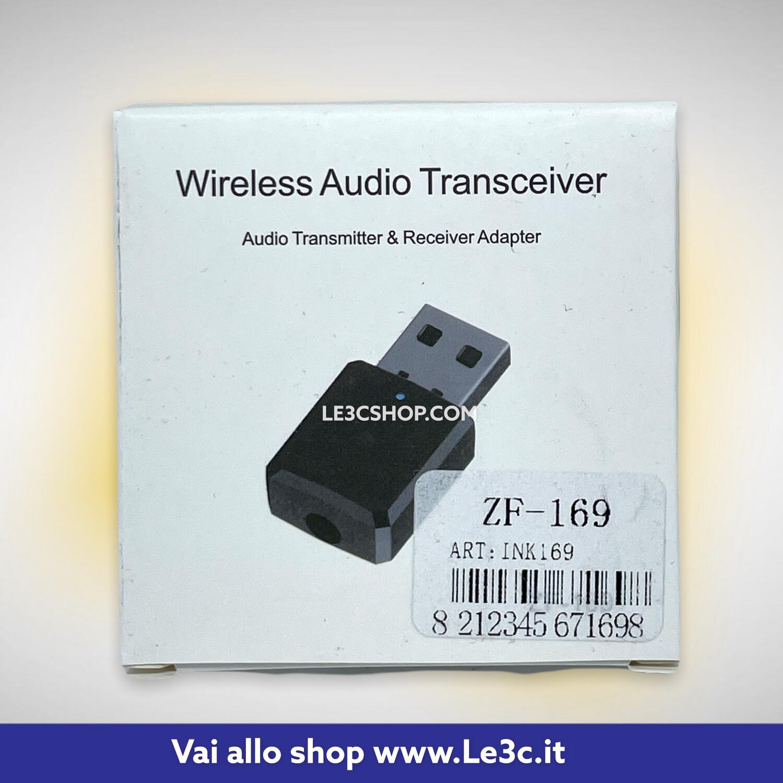 Wireless audio transceiver Bluetooth
