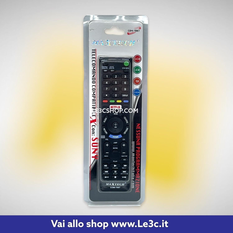 telecomando compatibile Sony maxtech