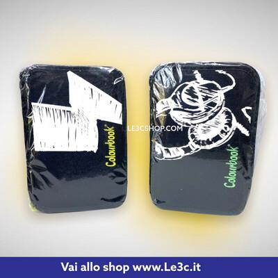 Astuccio Colourbook col1747 nero