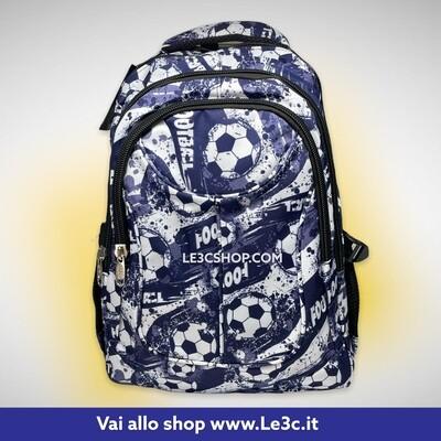Zaino Orami Calcio Blu
