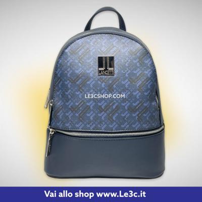 Zainetto Lancetti blu 25x23x10