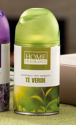 Deospray per ambienti - Te Verde - 250 ml.