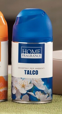 Deospray per ambienti - Talco - 250 ml.