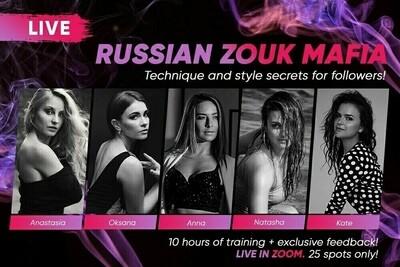 Russian Zouk Mafia for followers (eng)