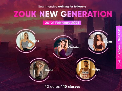 Zouk New generation for followers (eng)