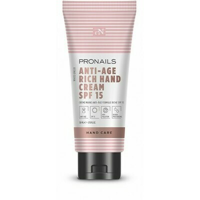 Handlotion SPF 15 - Rich anti age