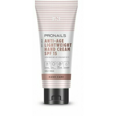 Handlotion SPF 15 - Anti-Age Lightweight