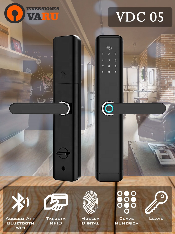 Cerradura Inteligente Varu - Mod. VDL 05
