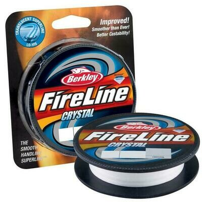 BERKLEY LINE SUPERLINE PONY SPOOL 4LBS CRYSTAL
