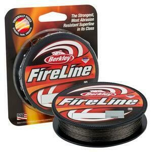 BERKLEY FIRELINE SMOKE 125 VERGES 10LB