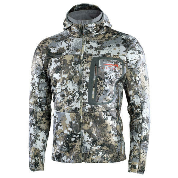 SITKA EQUINOX  HOODY OPTIFADE ELEVATED II (XXL)
