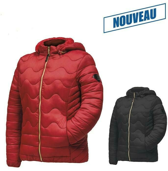 MISTY MOUNTAIN MANTEAU D'HIVER ARIES ROUGE (S)