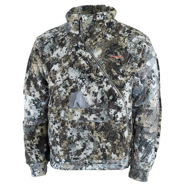 SITKA FANATIC JACKET OPTIFADE ELEVATED (XXL)
