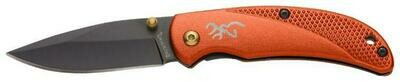 BROWNING COUTEAU PLIANT PRISM 3 ORANGE