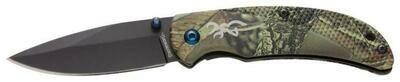 BROWNING COUTEAU PLIANT PRISM 3 CAMO