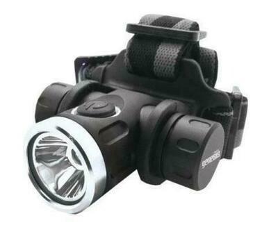 GENESIS LAMPE FRONTALE FUSION HD 550