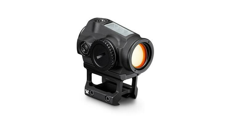 VORTEX Point rouge SPARC Solar Red Dot 2 MOA