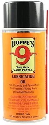 HOPPE'S 9 HUILE DE LUBRIFICATION 4 OZ