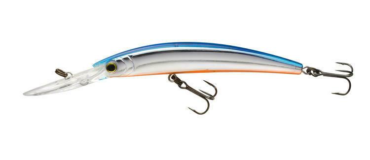 YO-ZURI CRYSTAL MINNOW DD WALLEYE 3/8OZ R1205-BT