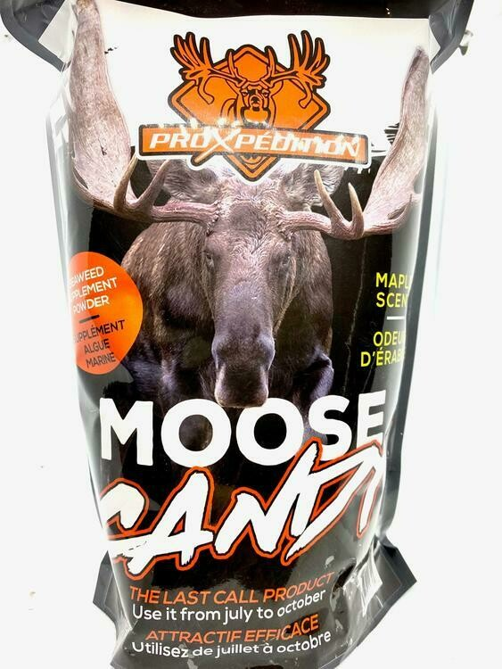 PROXPÉDITION MOOSE CANDY MAPLE FLAVOR