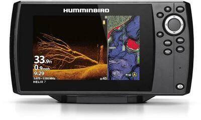 HUMMINBIRD SONAR/GPS HELIX 7 MEGA SI MEGA DI