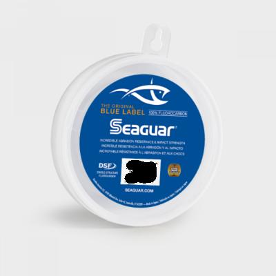 SEAGUAR BLUE LABEL 100% FLUOROVARBON POUR AVANÇON 8LBS/25 VERGES
