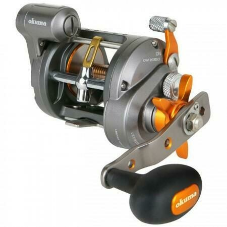 COLD WATER LINECOUNTER REELS  CW-303DLX